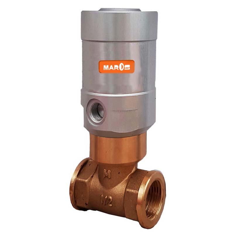 fluxa d valve by maros engineering