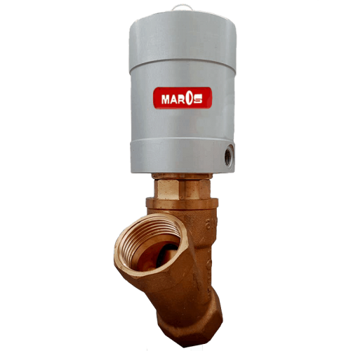 pneumatic valves by maros engineering